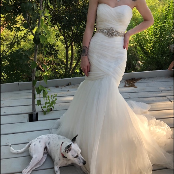 Mori Lee Dresses | Never Worn Blu 5108